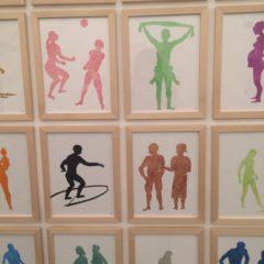 Körper.Risse, 2016, Loft8, Maria Bussmann