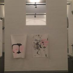 Körper.Risse, 2016, Loft8, Sevda Chkoutova