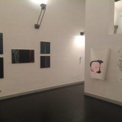 Körper.Risse, 2016, Galerie Lang, Hans Grünseis, Loft8, Sevda Chkoutova