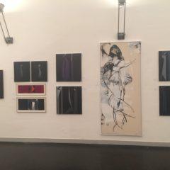 Körper.Risse, 2016, Galerie Lang, Hans Grünseis, Hannes Mlenek