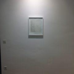 Linda Berger, ohne Titel, Radierung, Zeichnung auf Bütten, 37x47cm, 2012, 2016