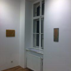 Barbara Höller, Along The Line, Ausstellungsansicht, 2016
