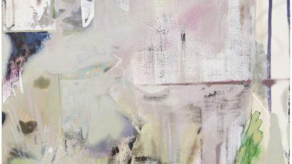 Zsombor Sáli, Untitled, 165x120cm, Acryl auf Leinwand, 2017