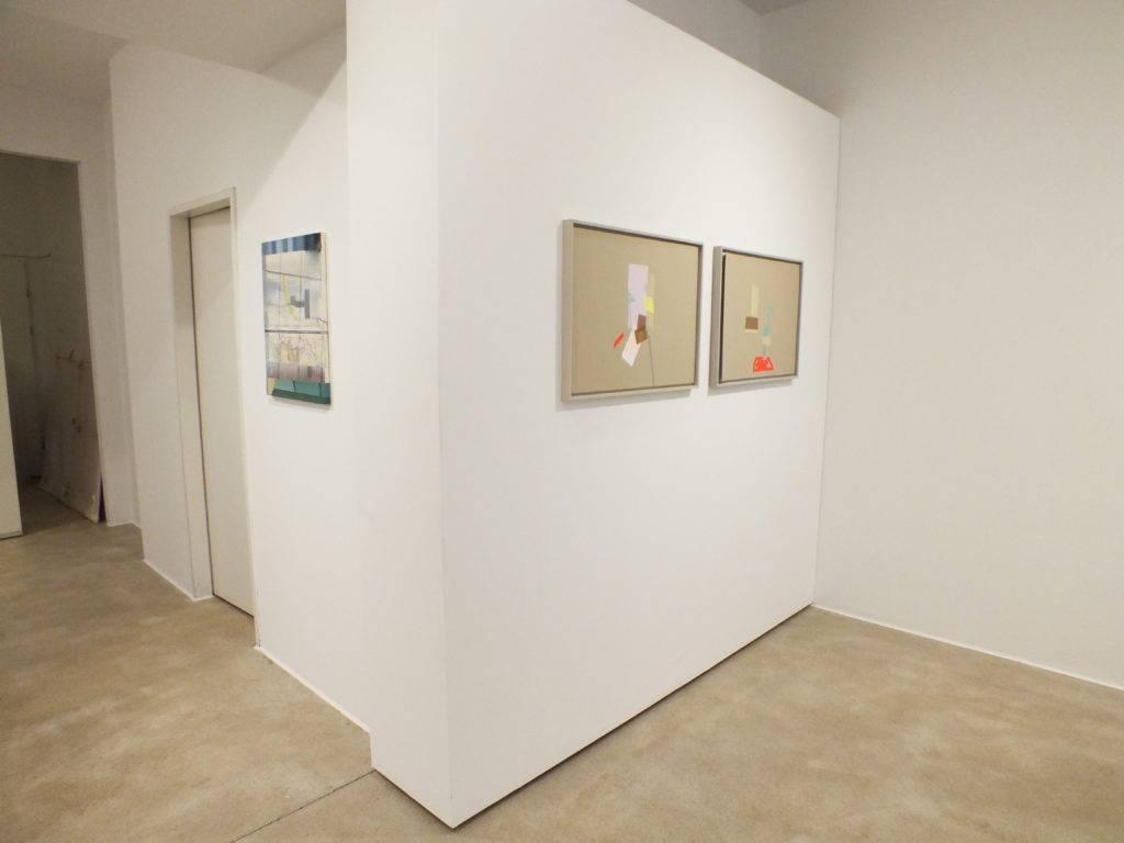 TRI, Peter Cvik, Petra Gell, Felix Malnig, Loft8 Galerie für zeitgenösssische Kunst, 2019