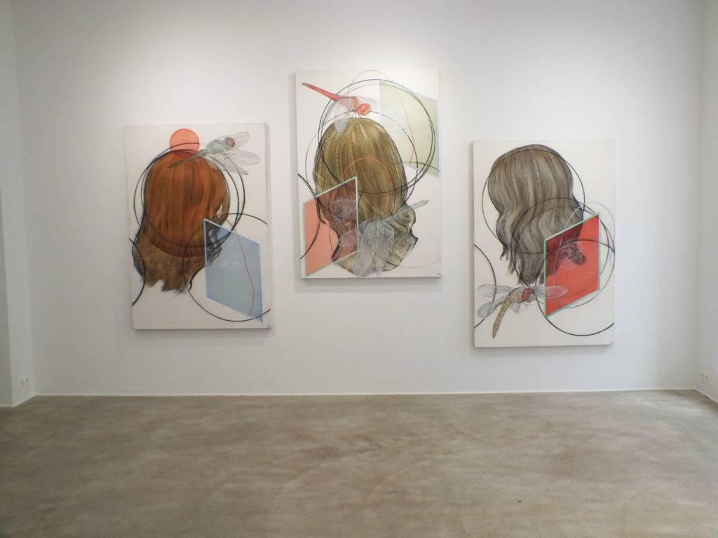 Stylianos Schicho, EDEN, Loft8 Galerie für zeitgenösssische Kunst, 2019
