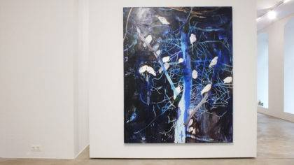 Xu Hongxiang, One Night While Hunting for Faeries, Kuratorin: Alexandra Grimmer, Loft8 Galerie für zeitgenösssische Kunst, 2019