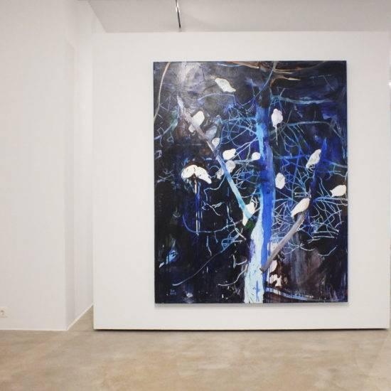 Xu Hongxiang, One Night While Hunting for Faeries, Kuratorin: Alexandra Grimmer, Loft8 Galerie für zeitgenösssische Kunst, 2019