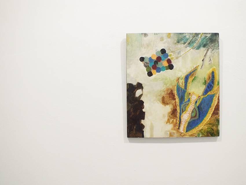 Andreas Orsini-Rosenberg, insects.samples, Loft8 Galerie für zeitgenösssische Kunst, 2019